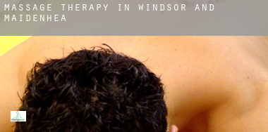 Massage therapy in  Windsor and Maidenhead