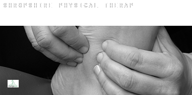 Shropshire  physical therapy