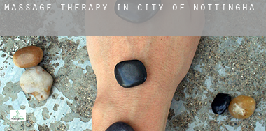 Massage therapy in  City of Nottingham