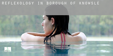 Reflexology in  Knowsley (Borough)