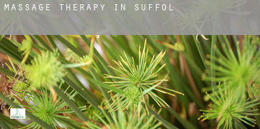 Massage therapy in  Suffolk