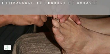 Foot massage in  Knowsley (Borough)
