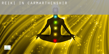 Reiki in  of Carmarthenshire