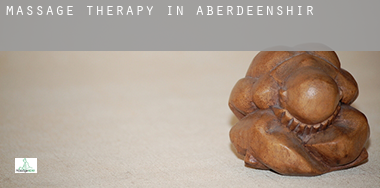 Massage therapy in  Aberdeenshire
