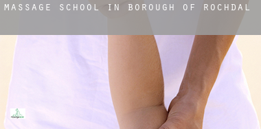 Massage school in  Rochdale (Borough)
