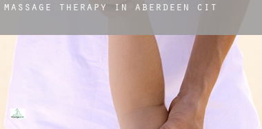 Massage therapy in  Aberdeen City
