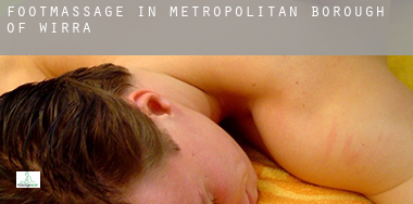 Foot massage in  Metropolitan Borough of Wirral