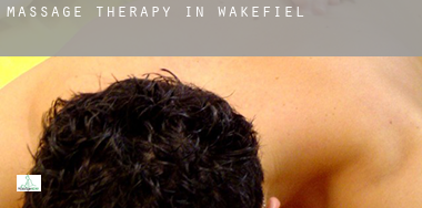 Massage therapy in  Wakefield