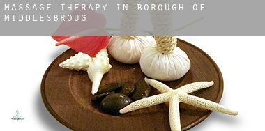 Massage therapy in  Middlesbrough (Borough)