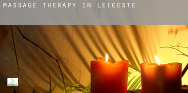 Massage therapy in  Leicester