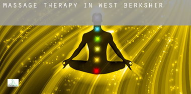 Massage therapy in  West Berkshire