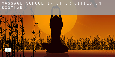 Massage school in  Other cities in Scotland