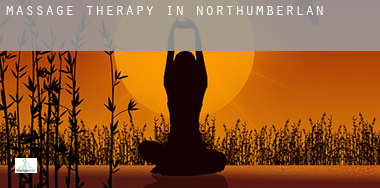 Massage therapy in  Northumberland