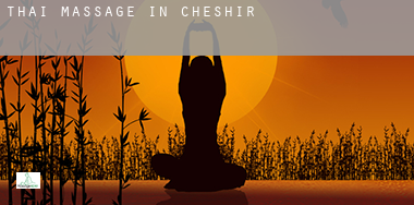 Thai massage in  Cheshire