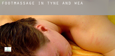 Foot massage in  Tyne and Wear