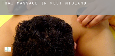 Thai massage in  West Midlands