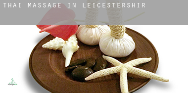 Thai massage in  Leicestershire